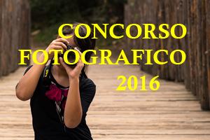 Concorso fotografico 2016